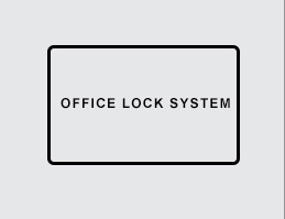 Office lock system