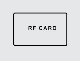 RF card locking system v3.4.3 (usb port, 64bit encoder)