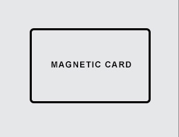 Magnetic card locking system v3.1 (com port)