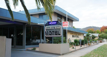 Australian Golden Leaf Motor Inn