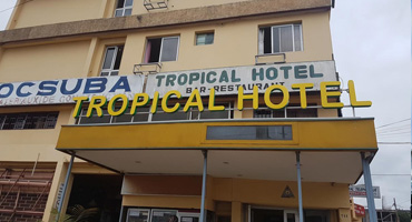Cameroon Tropical Hotel