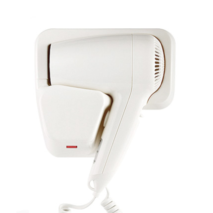 H01B Hotel Hair Dryer Wall Mountin