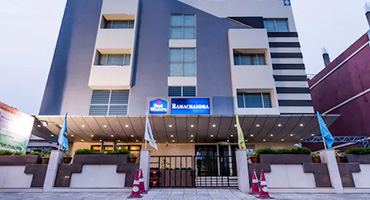 Best Western Ramachandra india