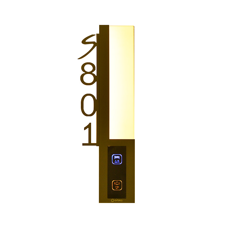 ORBITA DS-88HZ Door Plate